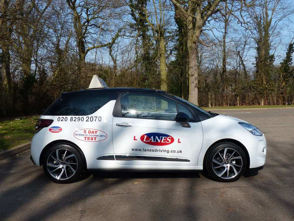 Driving Lessons South East London