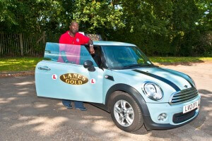 BMW Mini Driving Lessons london