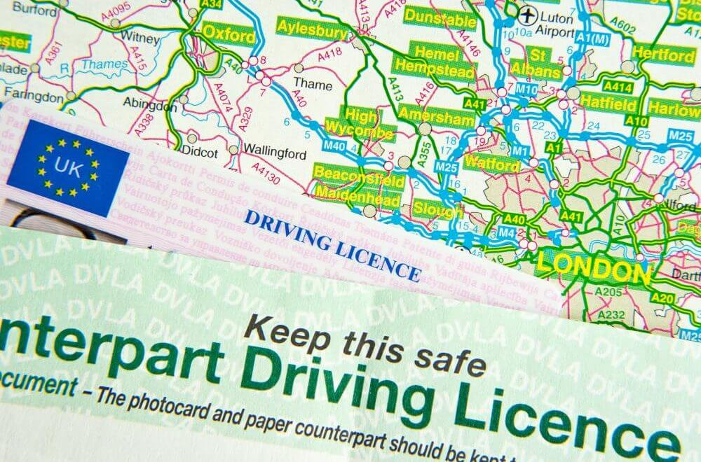 New Driving Licence Info