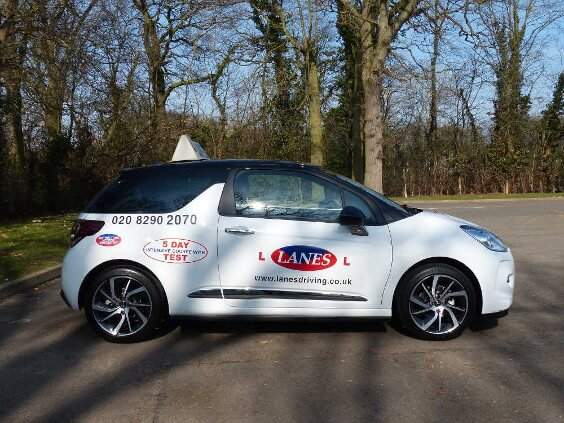 Cheap driving lessons Bromley