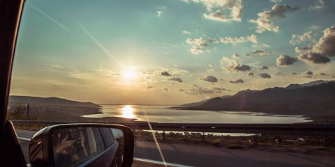 Five top tips for safe summer driving
