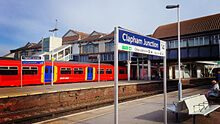 Claphan Junction in South West London