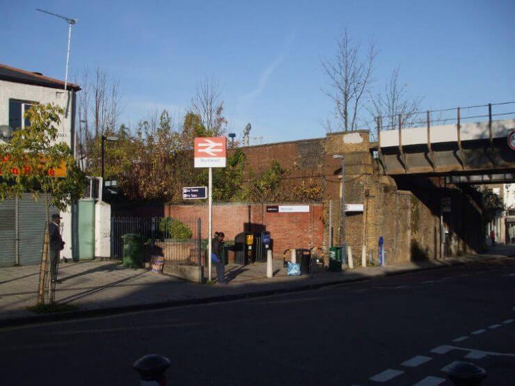 Nunhead in South East London