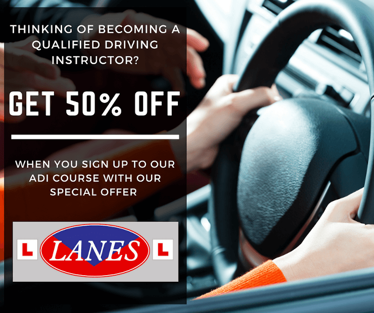 Special offer thinking of becoming a qualified driving instructor
