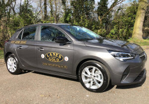 Driving lessons in Chislehurst, Kent